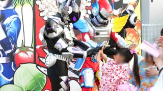 【保安業務完了!】『神埼双葉園』食育ショー